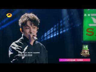 Казахстанец перепел песню Витаса на конкурсе в Китае