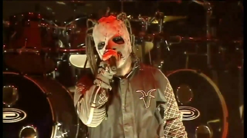 Slipknot - spit it out [Disasterpieces Live in London 02/02/2002]