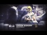 #2 Aaron Rodgers (QB, Packers)  Top 100 Players of 2015