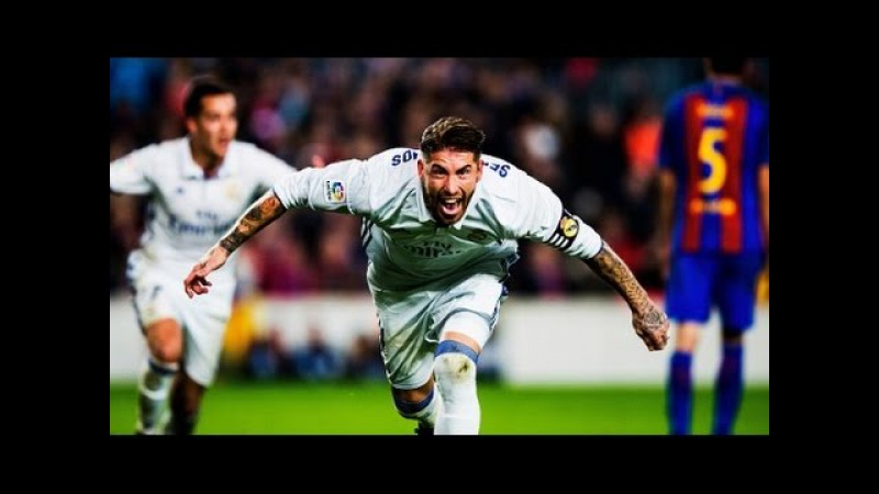 Sergio Ramos - El Capitán Best Most Crucial Goals |HD