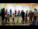Танец с мамами Тетя Весельчак!. Средняя группа.