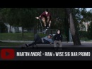 Raw X Wise Martin André Sig. Bar Promo