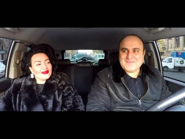 Армен Хубларян и Елена Лысова Ключик к сердцу