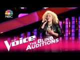The Voice 2017 Blind Audition - Aaliyah Rose