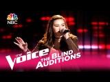 The Voice 2017 Blind Audition - Savannah Leighton
