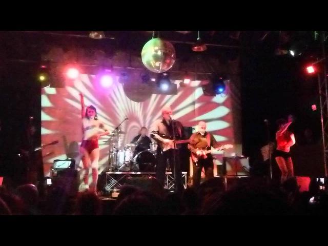 The Trashmen - Surfin' Bird live @ Le Beat Bespoke, London.