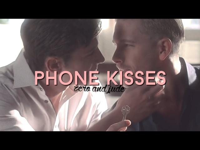 Phone kisses [zude]