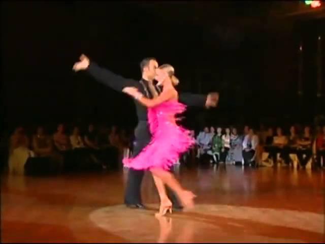 Cha Cha Cha Латинские танцы . Очень круто