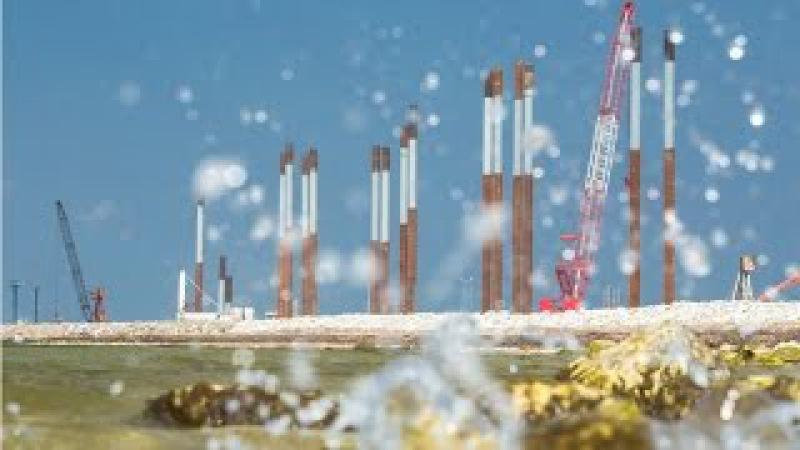 Керченский (Крымский) мост. Последние новости о строительстве моста от заказчика и генподрядчика