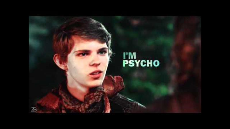 ─ PETER PAN ✗ ⌈IM PSYCHO⌋