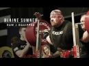 Blaine Sumner Raw Equipped Training JTSstrength