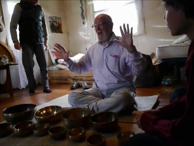 Василий Ленский. Поющие чаши. Многополярность. Тибетские чаши. Хутор Чара