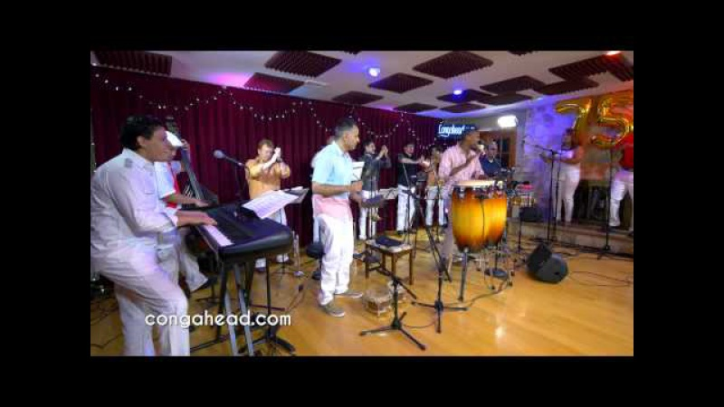 Grupo Arcano performs Rumba En Mi Barrio