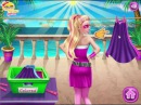 Superdoll Washing Capes - Barbie games for girls to play