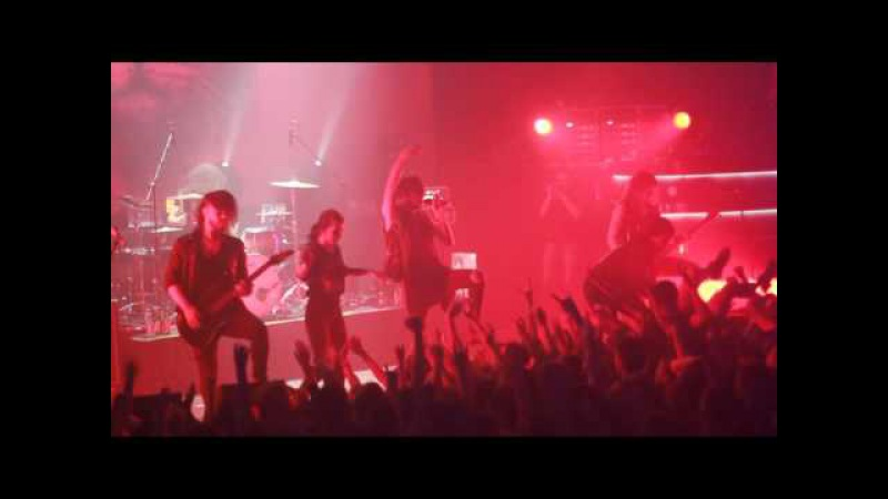 We Butter The Bread With Butter - Bang Bang Bang (LIVE 01.05.2016 at Re:Public, Minsk)