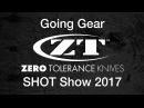 Zero Tolerance New Knives - SHOT Show 2017