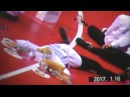 170116 ISAC 아육대 BTS 지미니 🏊수영하니 ㅋㅋㅋㅋ Swimming 😂 지민 JIMIN