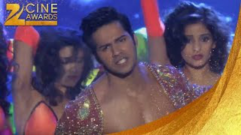 Varun Dhawan's power packed performance