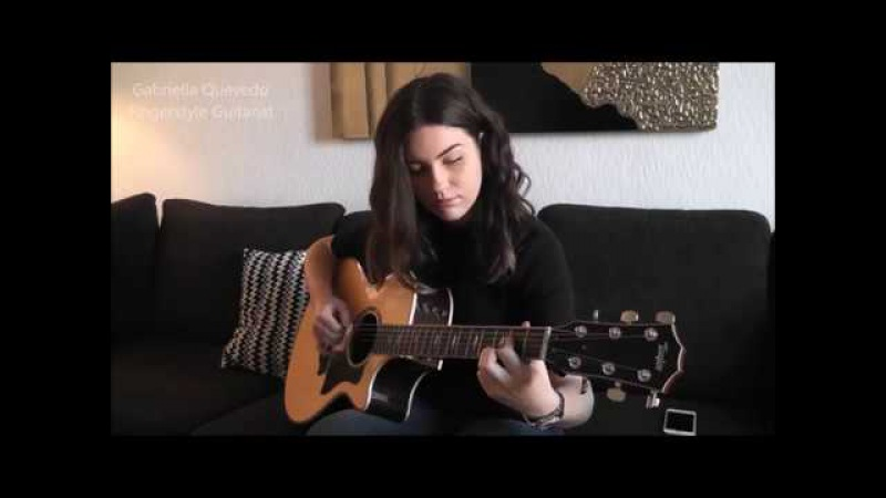 (Oasis) Don't Look Back In Anger - Gabriella Quevedo