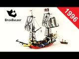 Lego Classic 6289 Red Beard Runner - 1996