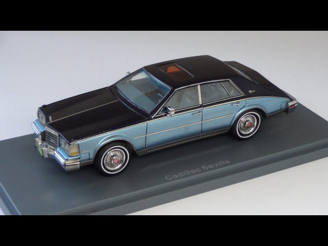 Cadillac Seville MKII масштабная модель (American Excellence) Neo Scale Models