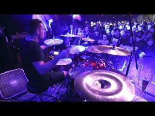 Plini - Away [Troy Wright] Drum Video Live [HD]