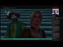 Стрим Ведьмак 3 кровь и вино от Bazalt Games часть 11 финал, плохая концовка переснимем)