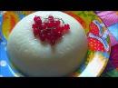 Молочный кисель густой как пудинг Отличный десерт для детей pudding of milk and starch