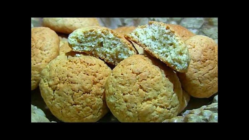 Овсяное печенье домашнее вкусное для деток и взрослых oatmeal cookie recipe