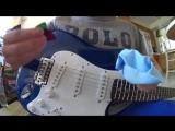 Как снять ручки потенциометров не повредив гитару/усилитель
