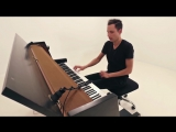 Sia - Cheap Thrills ¦ Piano Cover - Peter Bence
