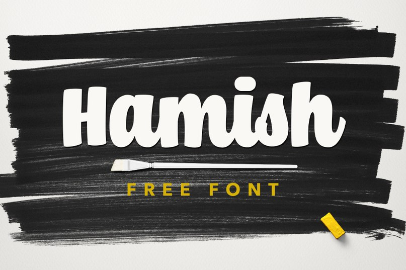 Download Hamish font (typeface)