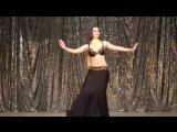 Superb Hot Arabic Belly Dance Anna Lonkina 7179
