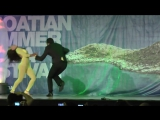 Croatian Summer Salsa Festival 2013 - Show de Maykel Fonts Vaness Lacedonia