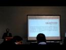 Extracto de presentación de resultados de consultoría empresarial enfocado en el cambio de cultura de servicio al cliente.