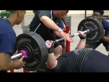 STRONGEST High School Girl in America _ 17 year Old Lexi Harris Cleburne High (T