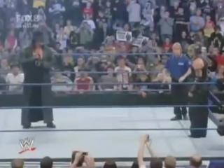 Джефф Харди против Гробовщика - SmackDown,