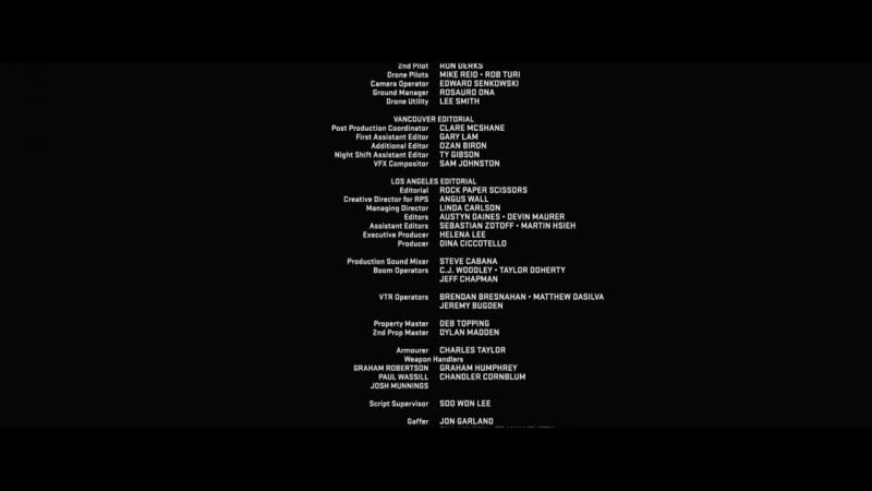 Фильм от БМВ (Перевозчик)