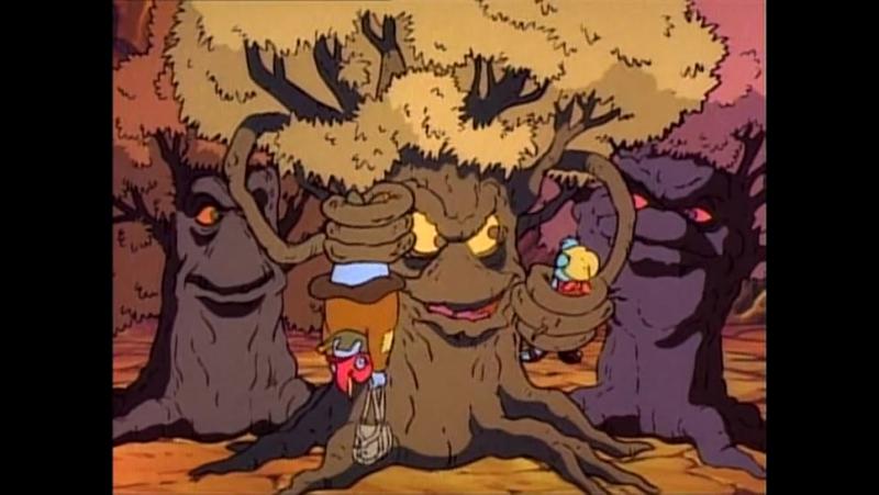 Приключения мишек Гамми 4 серия 3 сезон