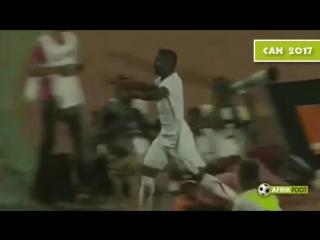Гол Муссы Думбия за сборную Мали
