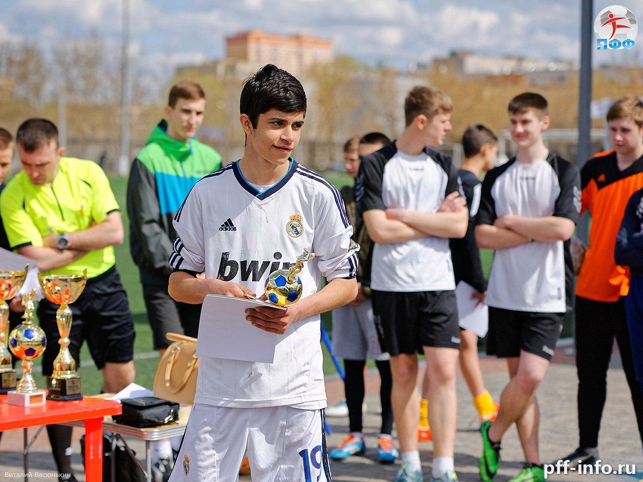 Никита Никитин: «Для меня футбол – лучший вид спорта»