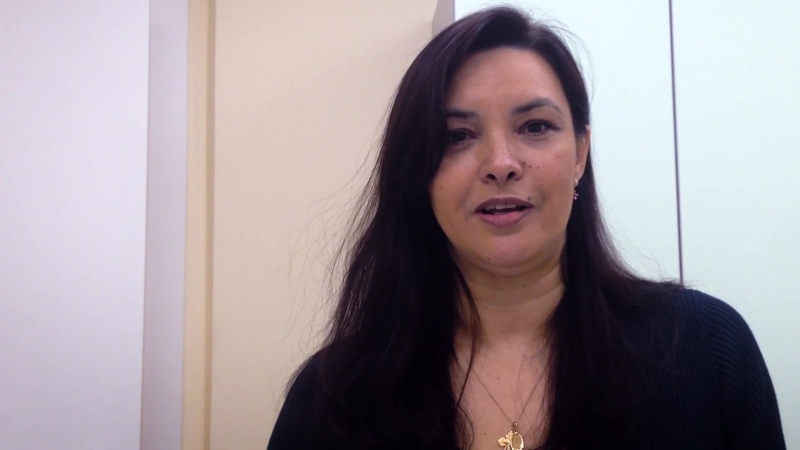 Видеоотзыв клиентки клиники