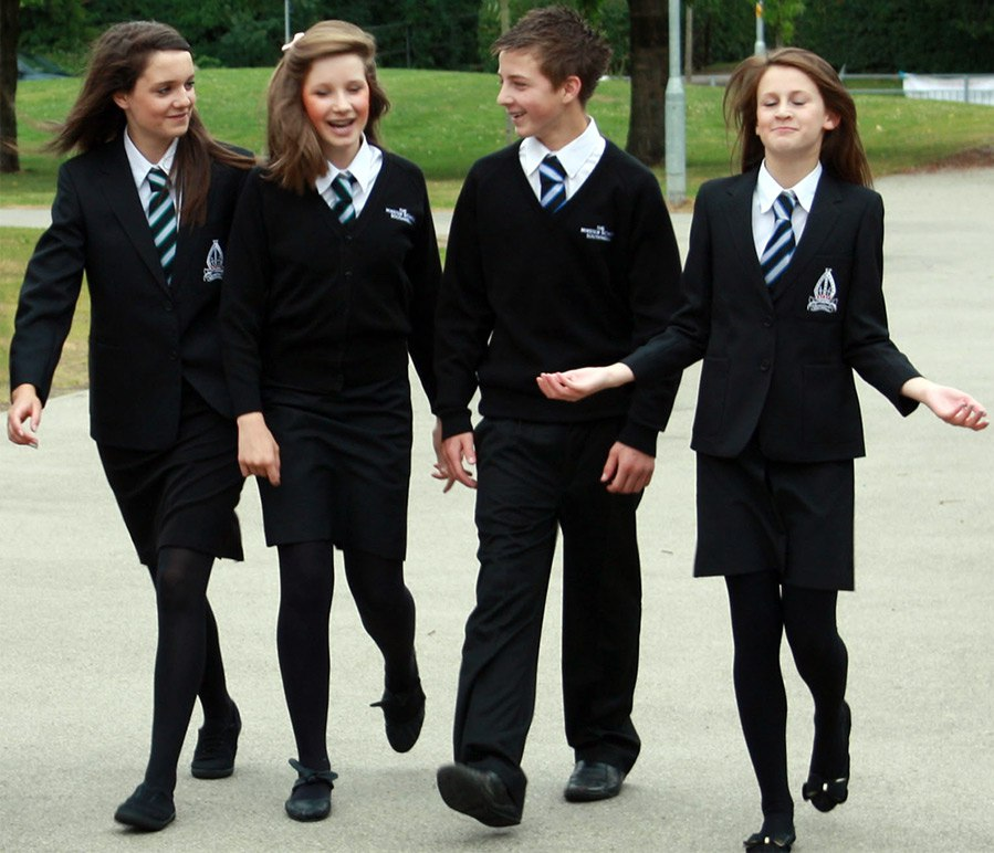 an analysis of the students in public schools and the uniform wear Published: mon, 5 dec 2016 school uniforms are the only most visible elements of any school regardless whether it is a private or a public school any student in a school uniform is usually an advertisement for his/her school wherever s/he goes.