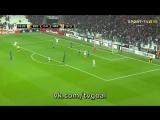 EL 2016-17. 116. Besiktas 2-1 Hapoel B.S. (highlights)