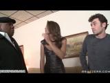 Съёмки порно с Tori Black и James Deen от Brazzers