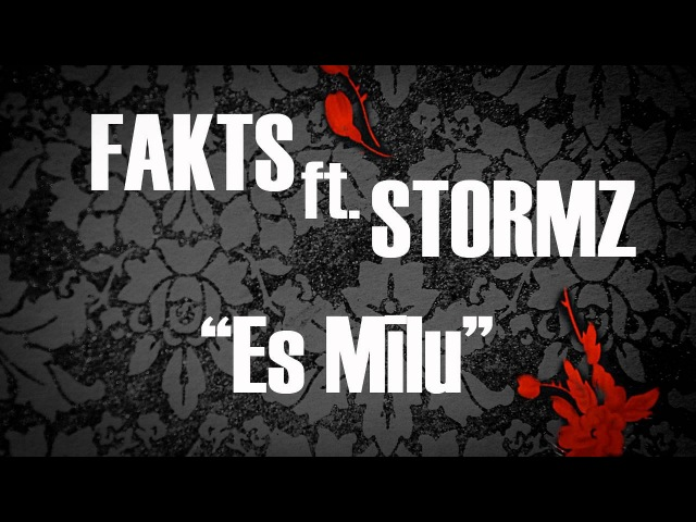 Fakts Ft. Stormz - Es Mīlu (Prod. Kajmir Royale)