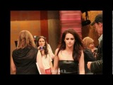 Kristen Stewart and Chris Hemsworth - Live! With Kelly 5.31.12