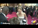 Дженнифер Лоуренс и Кристен Стюарт на Оскаре 2013