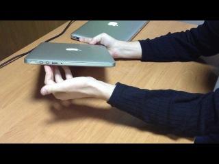 Полный обзор MacBook Pro 13 Retina