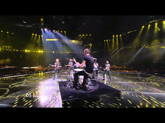 Litesound - We Are The Heroes, Full HD, 1080p, BELARUS, Eurovision - 2012